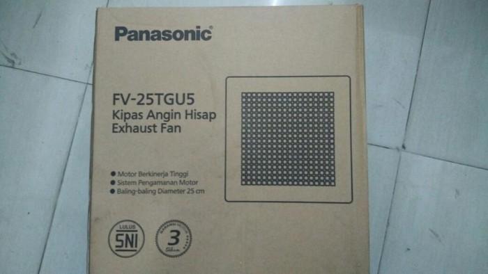 harga Ceiling exhaust fan 10 in - panasonic fv-25tgu Tokopedia.com