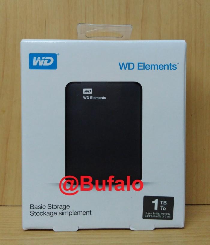 harga Wd elements 1tb 2.5  hd hdd hardisk eksternal Tokopedia.com