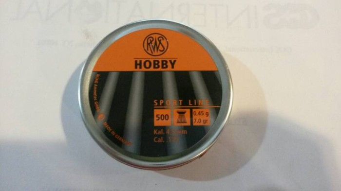 harga Mimis rws hobby pellets call 177. .4.5mm germany Tokopedia.com