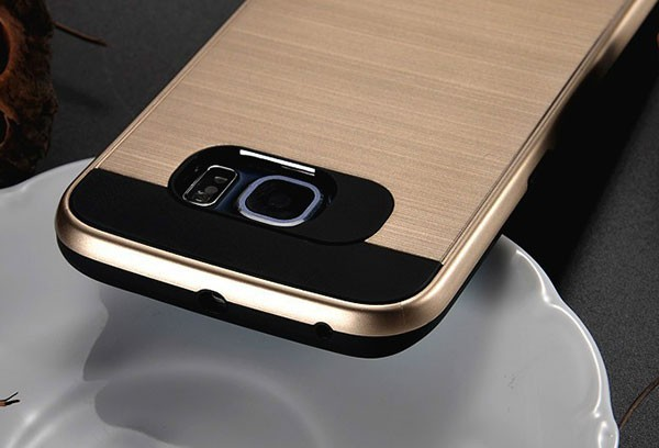 Casing Samsung Galaxy Note 4 / Note 5 Verus Verge steel hard back case