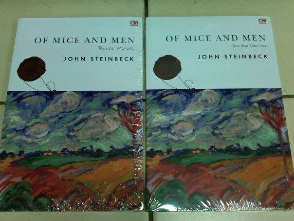 harga Of mice and men-john steinbeck Tokopedia.com
