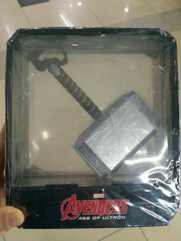 jual powerbank marvel avengers hammer thor palu 5200mah