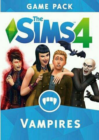 harga Dlc serial key original the sims 4: vampires game pack origin Tokopedia.com