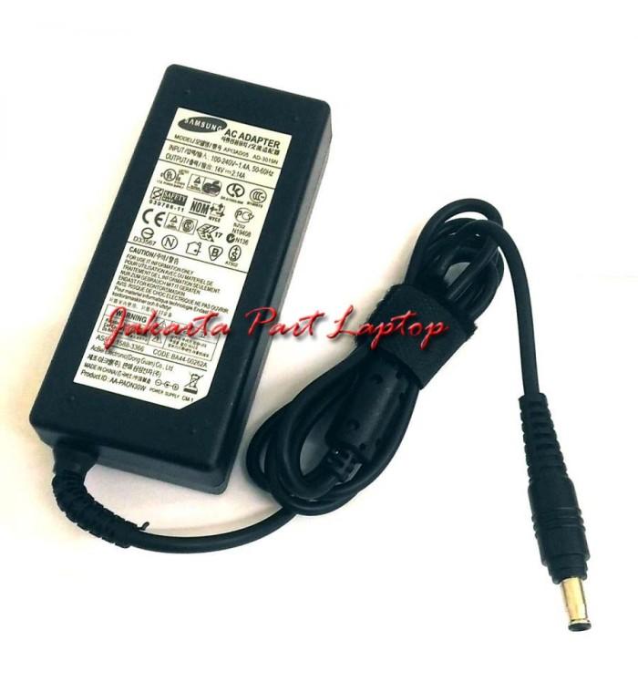 harga Adaptor samsung led monitor  14v 2.14a Tokopedia.com