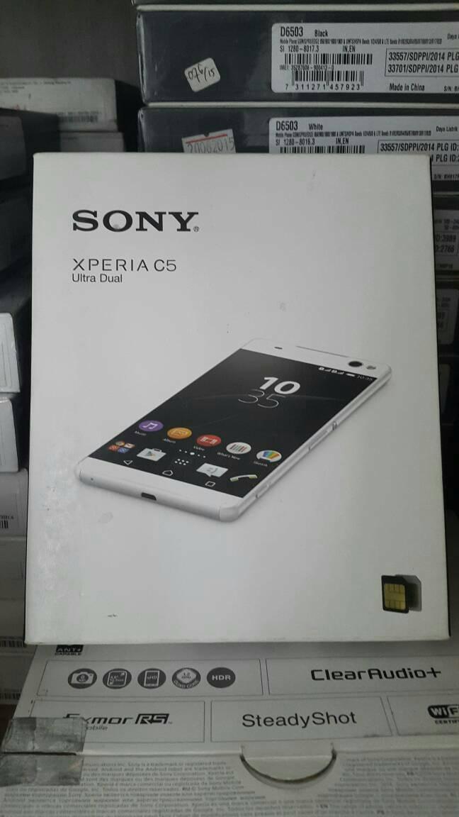 harga Sony xperia c5 ultra Tokopedia.com