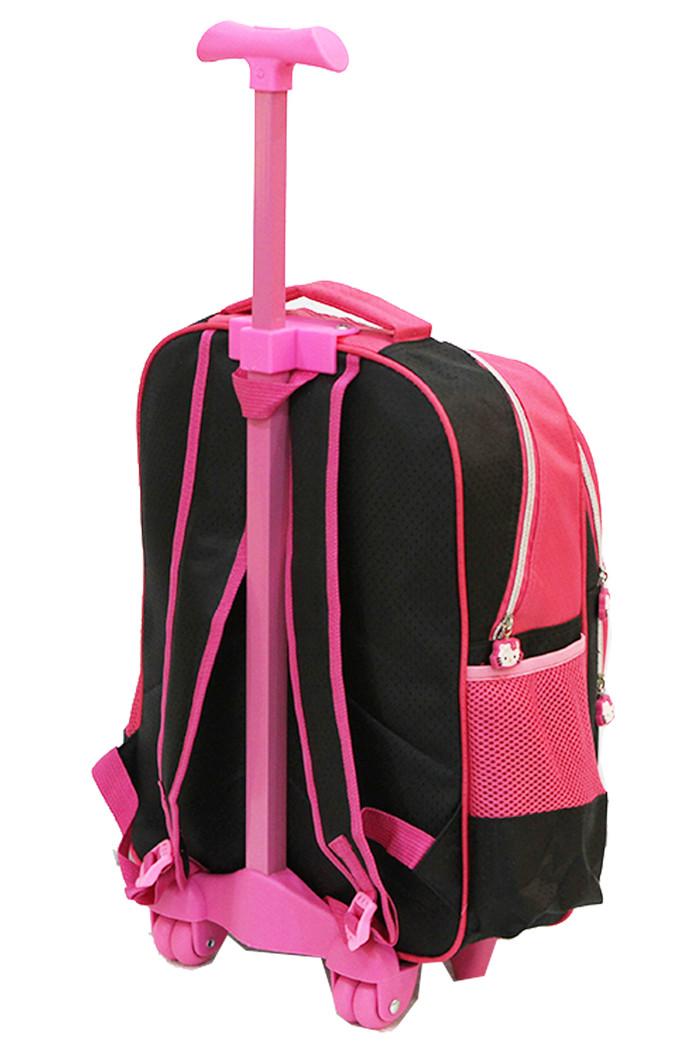Tas Trolley Hello Kitty Tas Anak Sekolah Ukuran SD - Pink