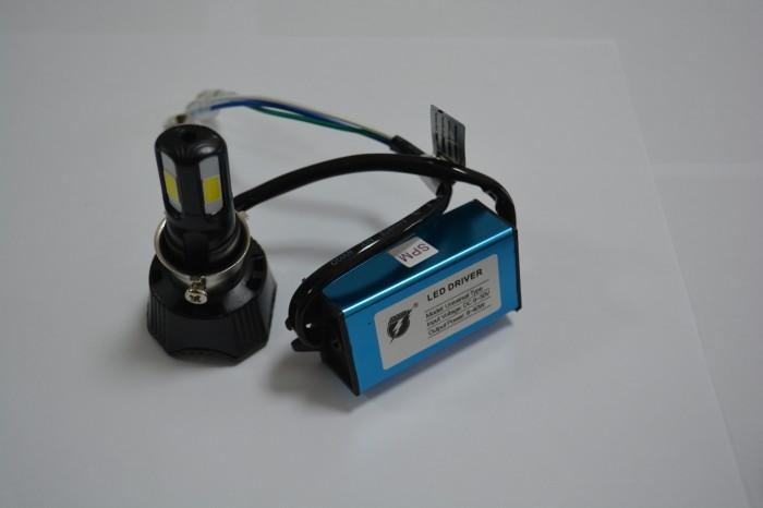 harga Lampu led motor /mobil 4sisi bohlam utama m02h dc asli rtd universal Tokopedia.com