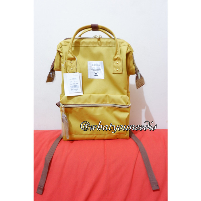Foto Produk Anello Oxford Backpack Original Asli Small dari Waht you needs