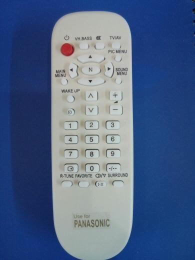 Remot / Remote TV Tabung Panasonic Putih