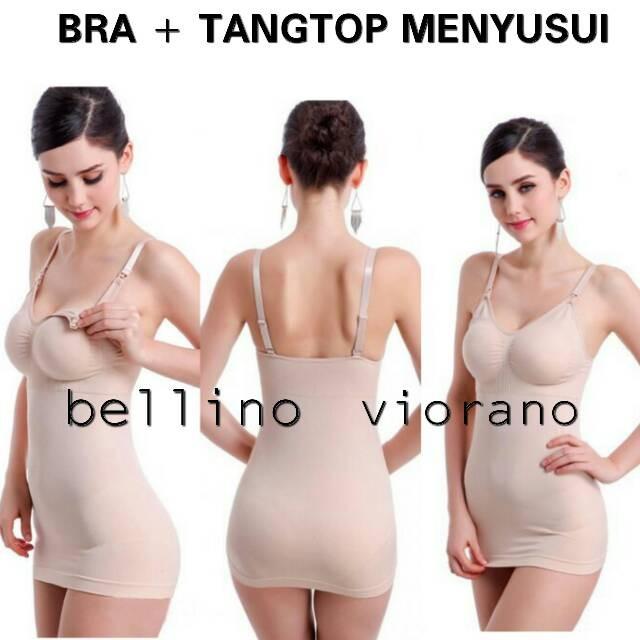 harga Bra+tangtop menyusui / nursing bra+tangtop recomended Tokopedia.com