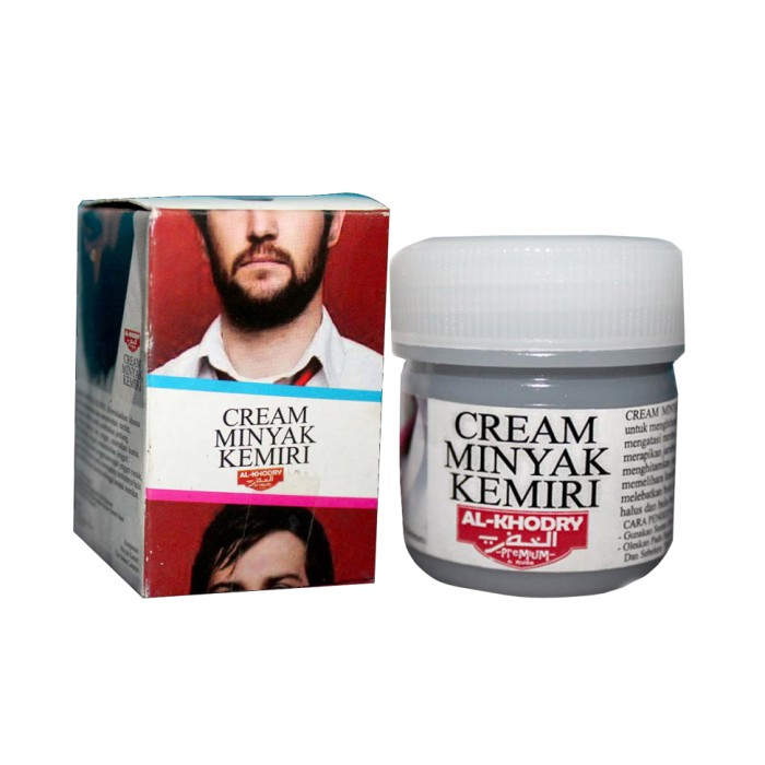 jual cream kemiri penumbuh kumis jenggot rambut jambang secara alami Cara Mengoleskan Minyak Kemiri Pada Kumis