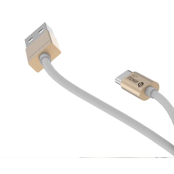 harga Wsken kabel charger usb type c high quality Tokopedia.com