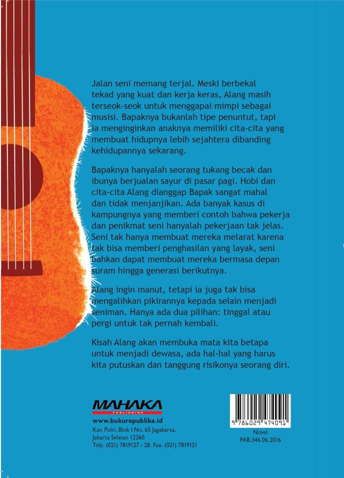 Jual Novel Biografi Fiksi Alang Buku Bisnis Murah Tokopedia