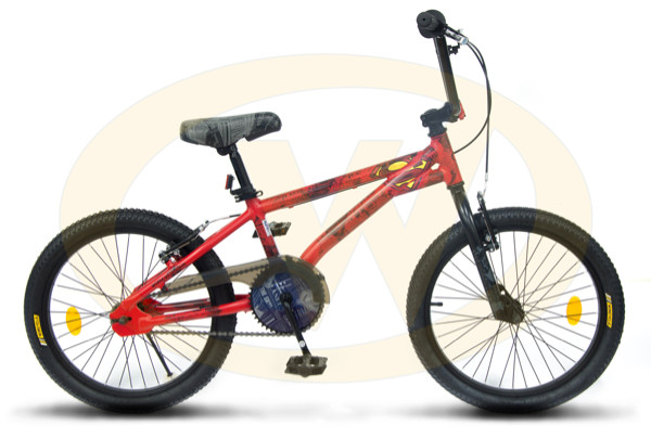 "harga New! bmx 20"" wimcycle character superman alloy Tokopedia.com"