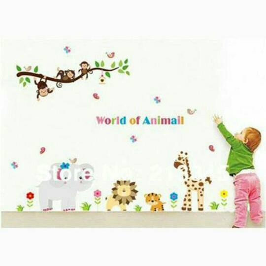 jual distributor sticker bandung - alvin stiker | tokopedia