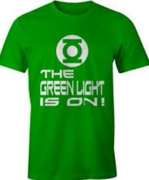 grosir tshirt t shirt grlt,kaos pria greenlight hijau distro