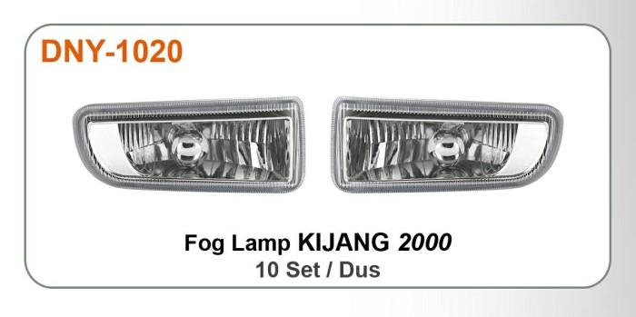 harga Foglamp / lampu bemper bumper/ lampu kabut toyota kijang kapsul 2000 Tokopedia.com