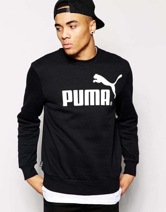 Jual Jaket   Zipper   Hoodie   Sweater Puma - Hitam - Konveksi Laris ... e1eadc7ee7