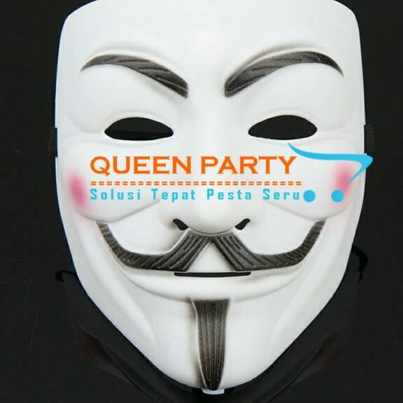 Penawaran Bagus Halloween pesta kostum bar cape jubah Belanja Terbaik Source · Topeng anonymous topeng vendetta topeng pesta mask party