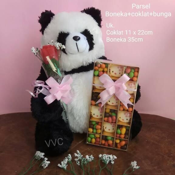 Download 68 Gambar Bunga Coklat Boneka Valentine HD Paling Keren