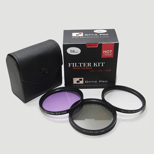 harga Filter kit (mc uv+cpl+fld) 46 mm Tokopedia.com