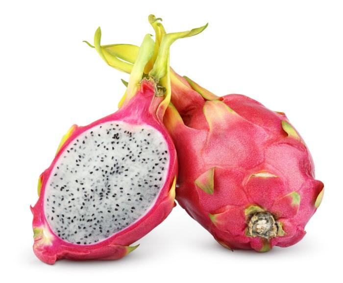 biji/benih/bibit buah naga putih