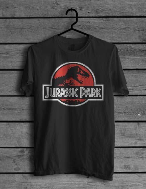 harga Kaos jurassic park dinosaurus kaos film jadul klasik 90an hitam s-xxl Tokopedia.com