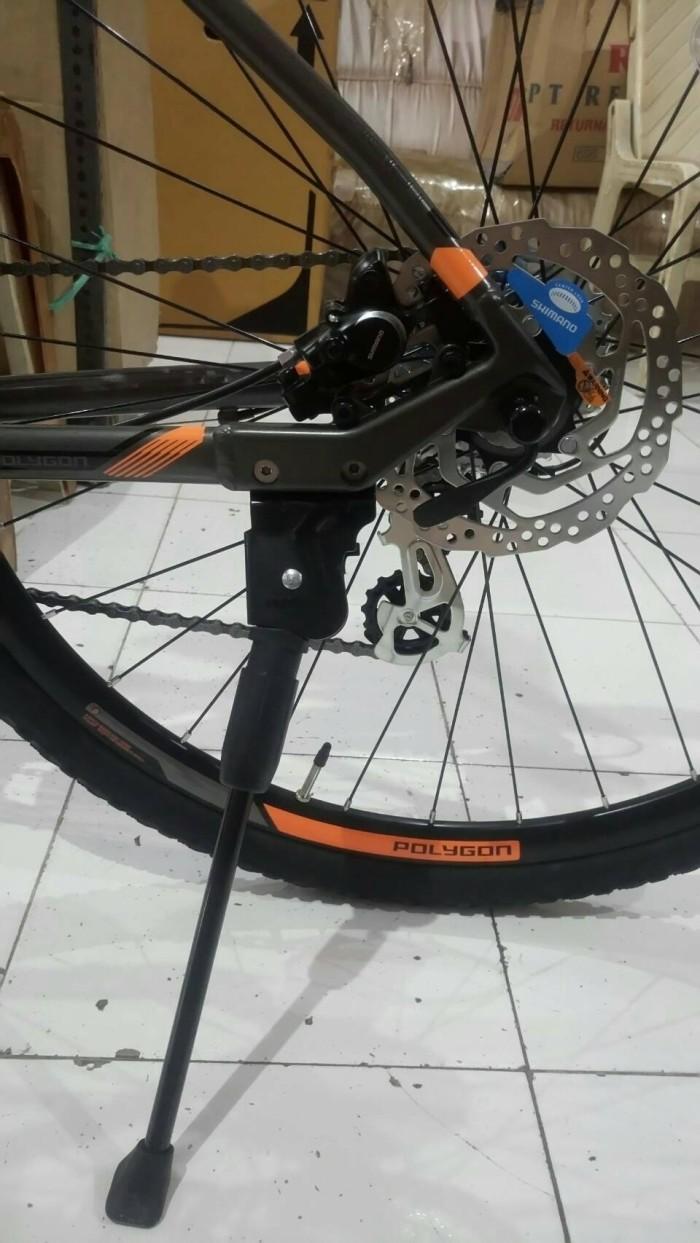 Jual Polygon Heist Cek Harga Di Sepeda Balap Helios A60 700c Stand Hybrid 28 Untuk Standar Samping Tokopediacom
