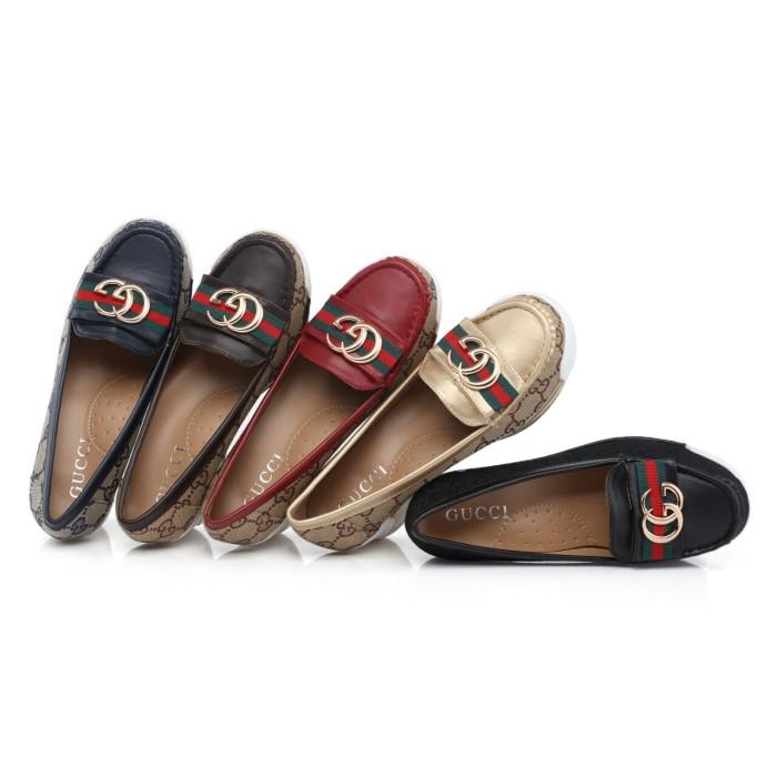 Jual Sepatu Murah Slip On Guci Maron - Diskon Harga Produk Indonesia 6dce530229