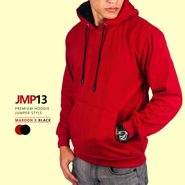harga Jaket jumper polos ( jmp13 ) Tokopedia.com