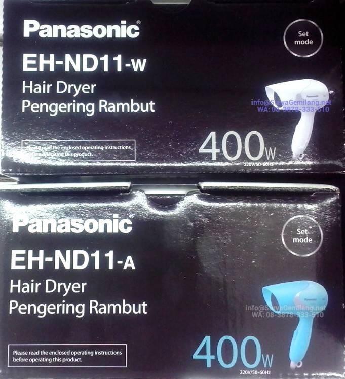 Jual Hair Dryer Panasonic EH-ND11 Watt Kecil Rambut Elegan Asli 025a8fec1b