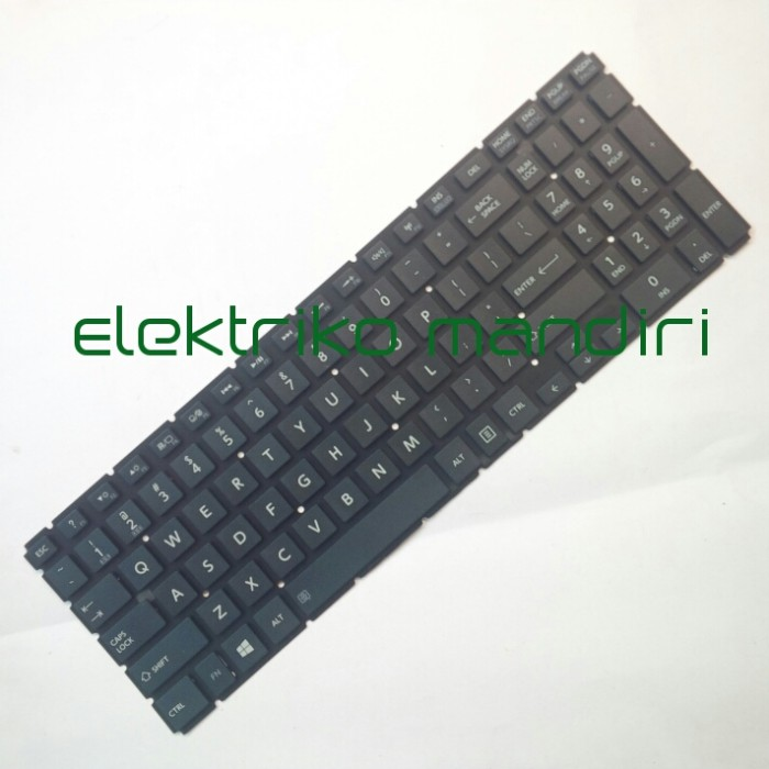 harga Keyboard toshiba satellite c55-c s55-b s55d-b s55t-b s55t-c c55b hitam Tokopedia.com