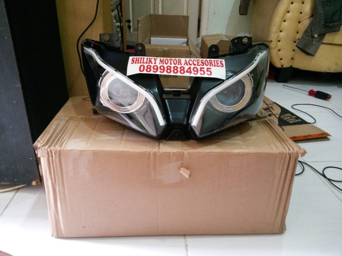 harga Projector aes hid / lampu projie ninja 250 fi Tokopedia.com