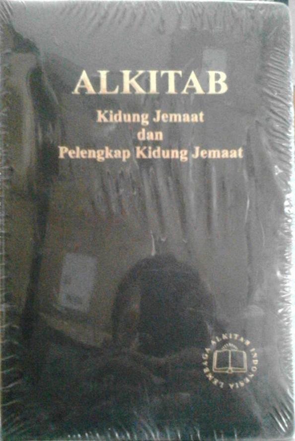 harga Alkitab kidung jemaat dan pelengkap kidung jemaat warna hitam Tokopedia.com
