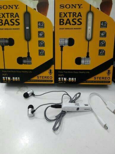 harga Headset/handsfree bluetooth sony hifi stn-861 extra bass Tokopedia.com