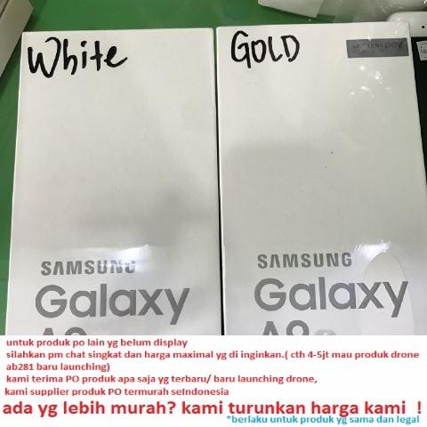 Foto Produk HP SAMSUNG GALAXY A9 DUOS 2016 RAM 3GB 32GB termurah dari dont worry be happy