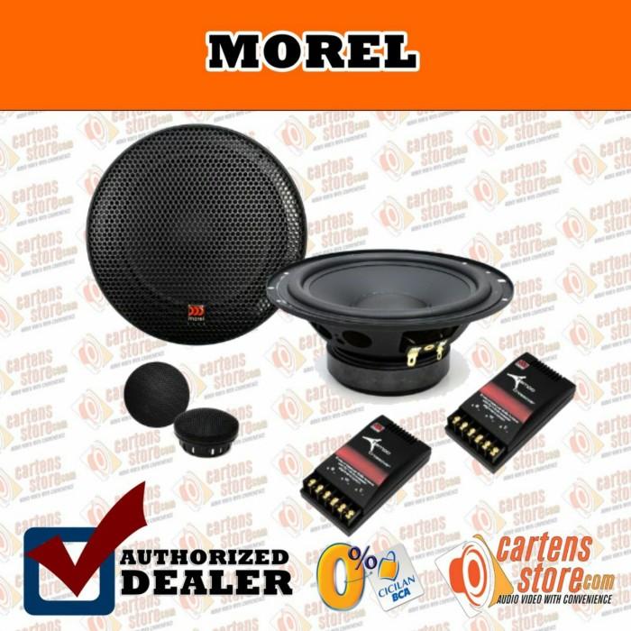 harga Speaker 2 Way Morel Tempo 6 Tokopedia.com