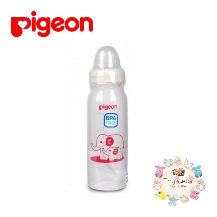 harga Pigeon botol susu karakter bayi 240 ml - motif gajah Tokopedia.com