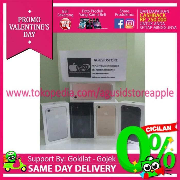 harga [big Sale]iphone 7 Plus 256gb Rosegold Garansi Resmi 1 Tahun Apple Fu Tokopedia.com