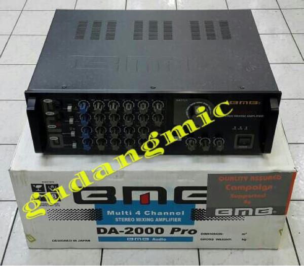 harga Amplifier mixer bmb da 2000 pro Tokopedia.com