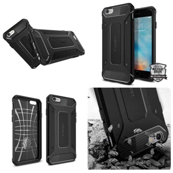 Softcase capsule Samsung A7 2017 / A720 spigen soft case casing cover. Source · SA Spigen Rugged Capsule Case iPhone 6 6S 6G Softcase Back iPhone -
