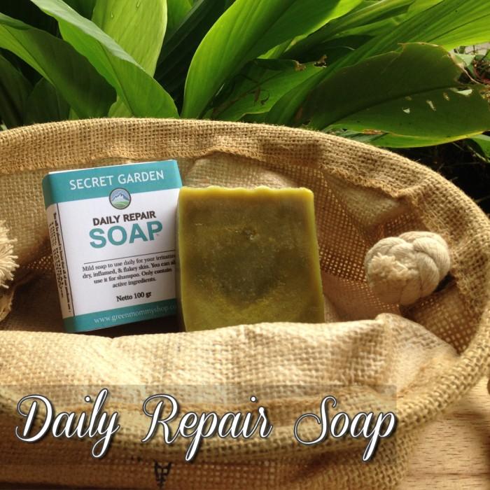 Foto Produk Daily repair soap dari Green Mommy Shop