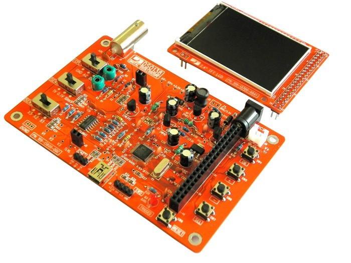harga Dso138 digital oscilloscope osiloskop kit diy Tokopedia.com