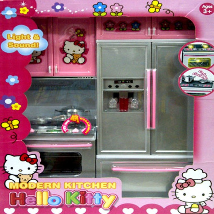 Jual Mainan Modern Kitchen Hello Kitty Grosir Grosir Jakarta Pusat Newbistrokeren Tokopedia