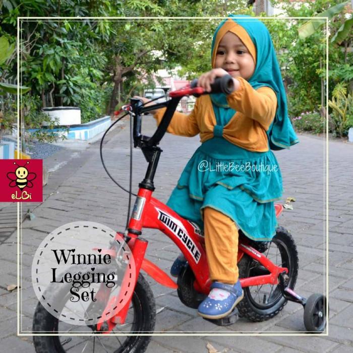 Jual Gamis Busana Muslim Baju Muslim Anak 1 2 3 4 5 6