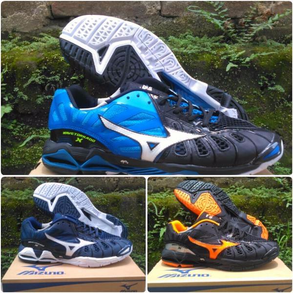 Jual Sepatu Mizuno Wave Tornado X sport Voli Running - Deo Man Store ... ebb73efc7c