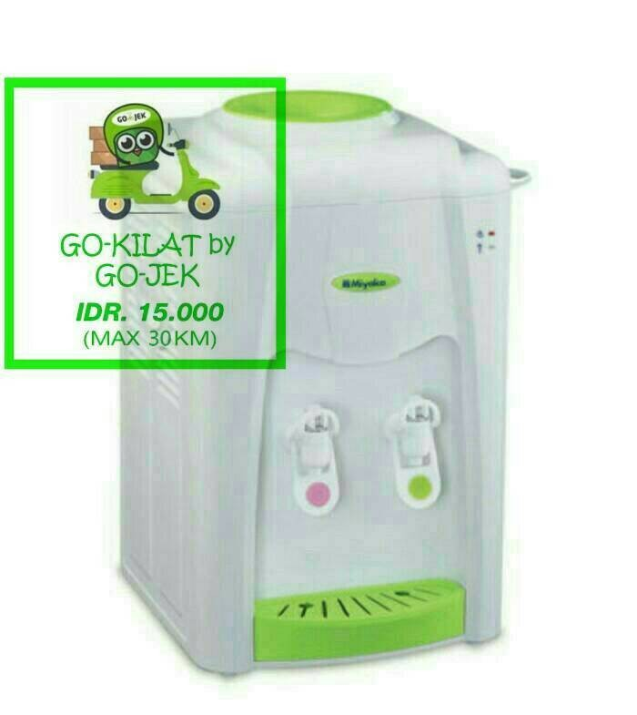 harga Dispenser miyako wd 290 hot and coold Tokopedia.com