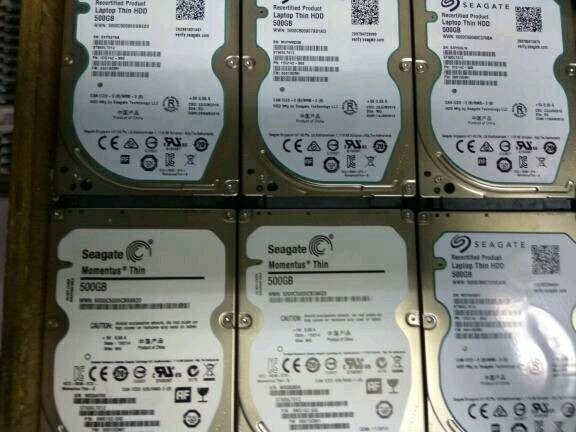 harga Hdd/hardisk external 500gb sata seagate 25inc for laptop/ps3 Tokopedia.com