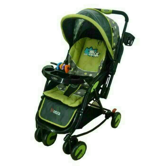 harga Stroller pliko monza 388 dorongan bayi kereta by gojek langsung sampai Tokopedia.com