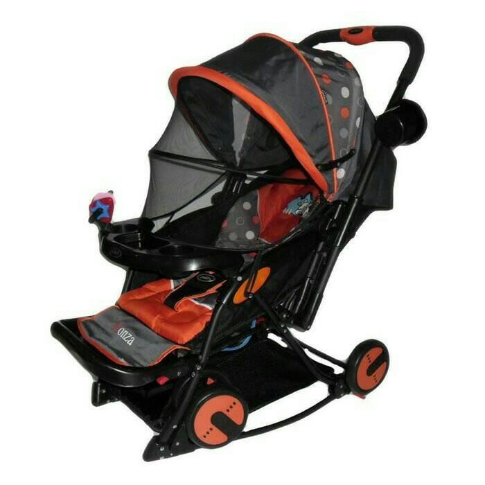 harga Kereta pliko monza 388 stroller baby murah by gojek langsung sampai Tokopedia.com